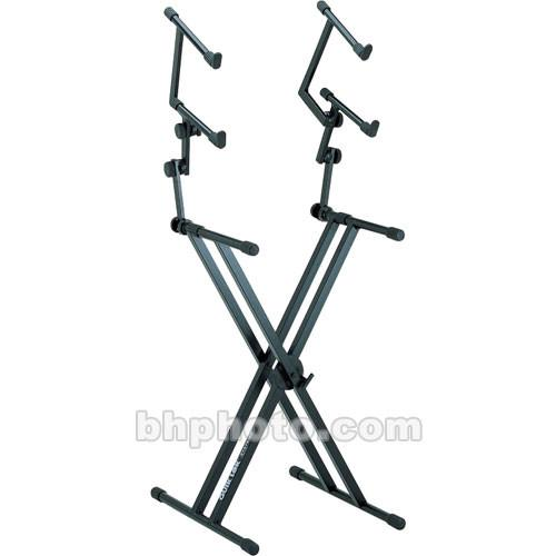 QuikLok QL-623 X-Style Double Brace Three-Tier Heavy Duty QL-623