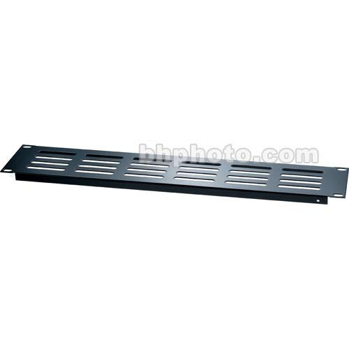 Raxxess Economy Steel Vent Panel, Model EVP2 with 2 Spaces EVP-2
