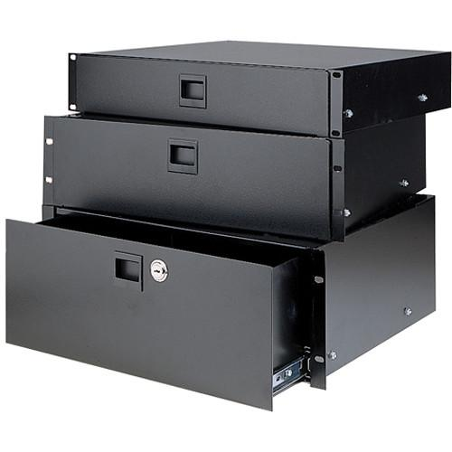 Raxxess  Sliding Rack Drawer, 2-Space SDR-2