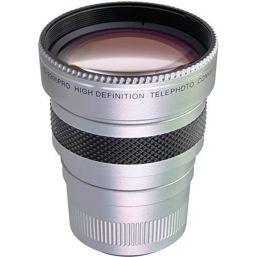 Raynox HD2205 37mm 2.2x Telephoto Converter Lens HD-2205