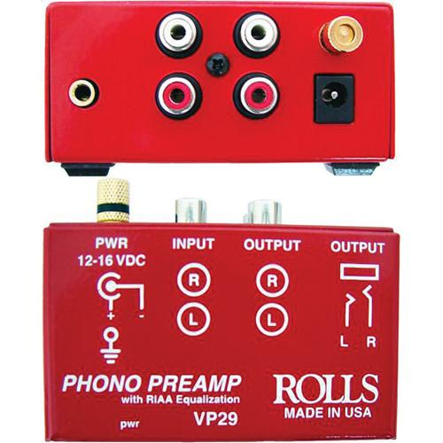 Rolls  VP29 - Phono Preamp VP29