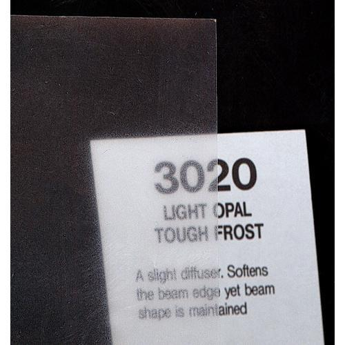 Rosco #3020 Filter - Light Opal Tough Frost - 101030204825