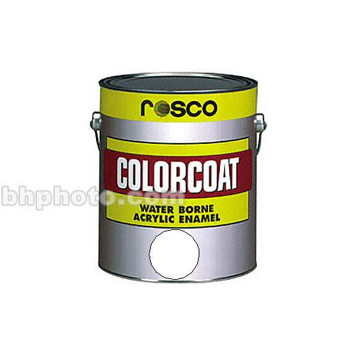 Rosco ColorCoat Paint - Clear Satin - 1 Gal. 150056210128