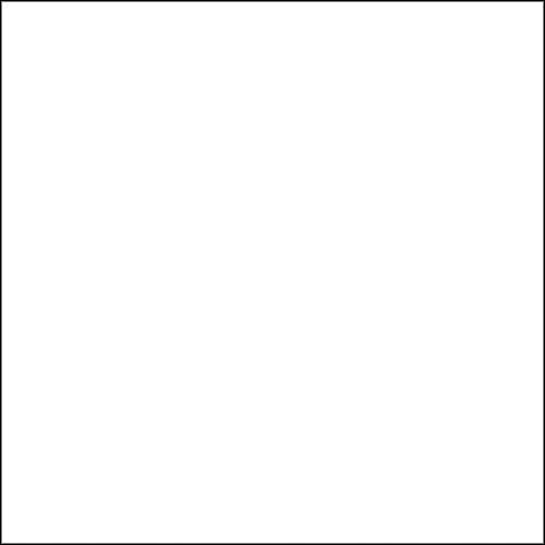 Rosco E-Colour #252 1/8 White Diffusion 102302524825