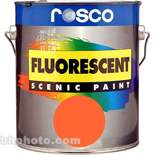 Rosco  Fluorescent Paint - Gold 150057870016