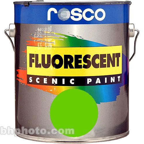 Rosco  Fluorescent Paint - Green 150057830032
