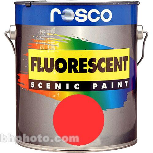 Rosco  Fluorescent Paint - Red 150057800032