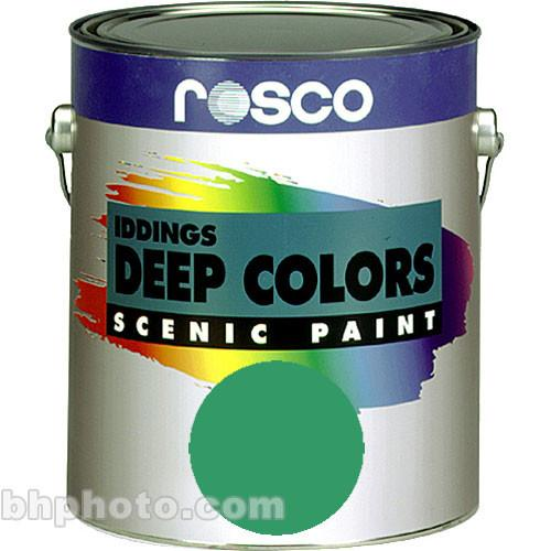 Rosco Iddings Deep Colors Paint - Emerald Green 150055640128