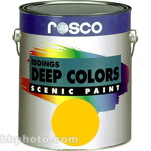 Rosco Iddings Deep Colors Paint - Lemon Yellow 150055660032