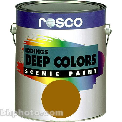 Rosco Iddings Deep Colors Paint - Raw Sienna 150055550128