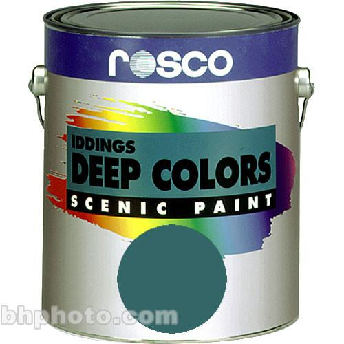 Rosco Iddings Deep Colors Paint - Turquoise Blue 150055700032