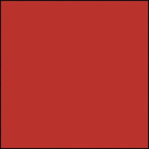 Rosco Permacolor - Flame Red - 2x2