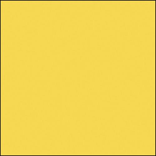 Rosco Permacolor - Yellow - 2