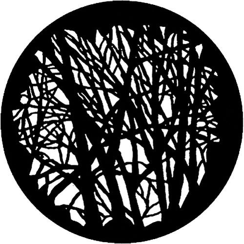 Rosco Steel Gobo #7549 - Branches 1 - Size E 250775490375