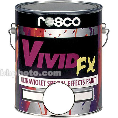 Rosco  Vivid FX Paint - Bright White 150062500016