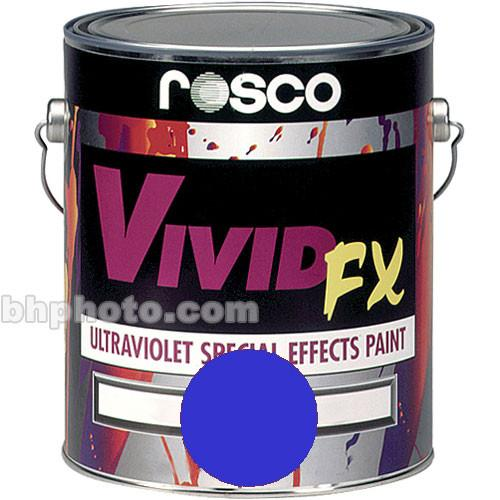 Rosco Vivid FX Paint - Brilliant Blue 150062590032
