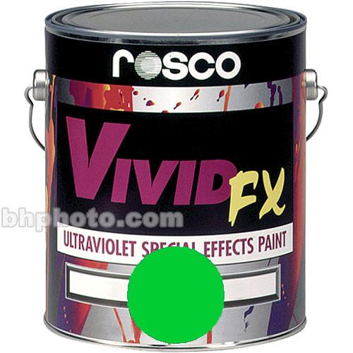 Rosco Vivid FX Paint - Electric Green 150062610032