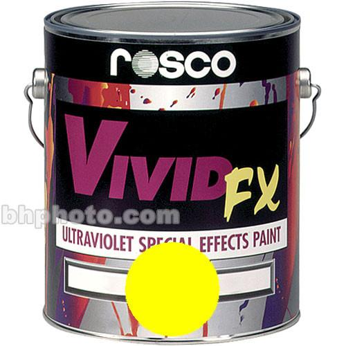 Rosco  Vivid FX Paint - Lemon Yellow 150062510128