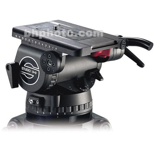 Sachtler STUDIO 9 9 Fluid Head (150mm Ball Base) 6002