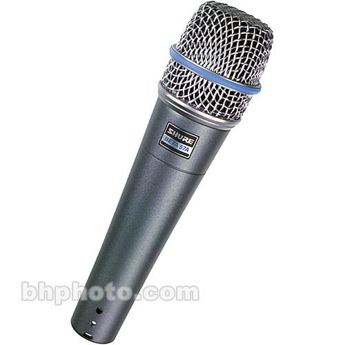 Shure  Beta 57A Microphone BETA 57A