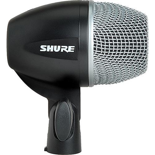 Shure PG52-LC Cardioid Dynamic Kick Drum Microphone PG52-LC