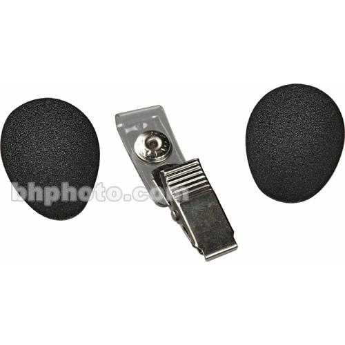 Shure RK318WS Headset Microphone Windscreen and Clothing RK318WS