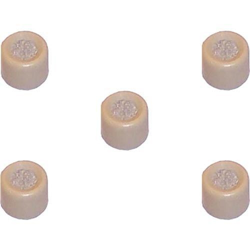 Shure RPM214 Mid Boost EQ Caps (Tan) (5-Pack) RPM214