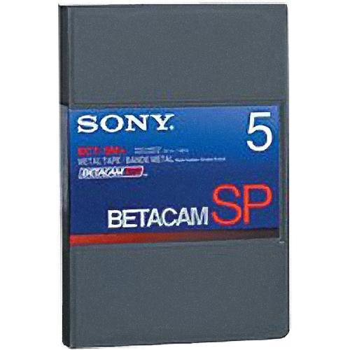 Sony BCT-5MA Betacam SP Cassette (Small) BCT5MA/3