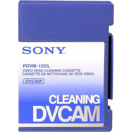 Sony Video Head Cleaning Cassette (Small) PDVM12CL