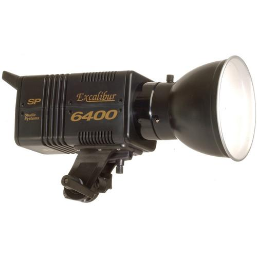 SP Studio Systems Excalibur 6400 - 640 Watt/Second Monolight