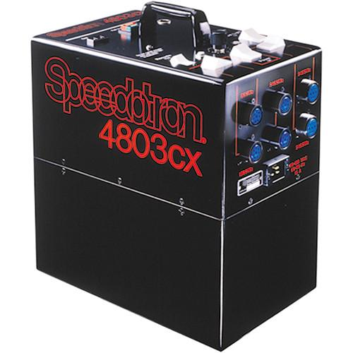 Speedotron 4803CX - 4800 Watt/Second Power Supply (120V) 850156