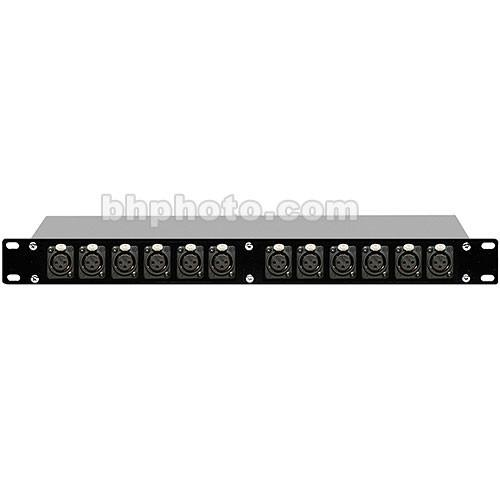 TecNec  DPB-XLR2 Digital Patchbay DPBXLR-2