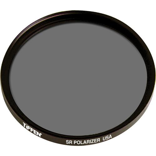 Tiffen 105mm Coarse Thread Linear Polarizer Filter 105CSRPOL