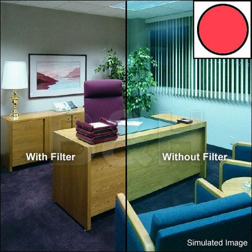 Tiffen 138mm Decamired Red 3 (Warming) Glass Filter 138DMR3, Tiffen, 138mm, Decamired, Red, 3, Warming, Glass, Filter, 138DMR3,