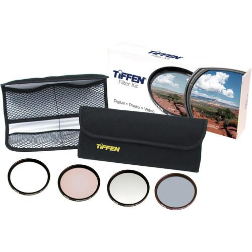 Tiffen 58mm Hollywood FX Classic Filter Kit 58HFXK1
