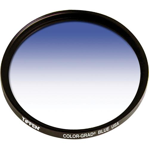 Tiffen  62mm Graduated Blue  Filter 62CGBLUE