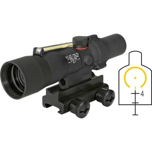 Trijicon 3x30 ACOG Riflescope (Matte Black) TA33-H