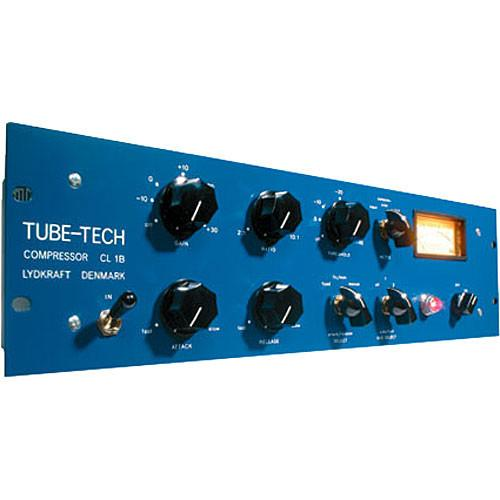 TUBE-TECH CL1B - Single Channel Opto-Cell Tube Compressor CL1B
