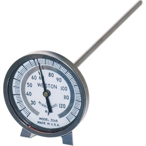 Weston Stainless Steel Photographic Thermometer WS2265