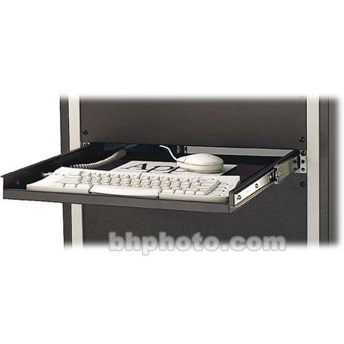 Winsted  Rack Mount Keyboard Shelf (Black) 88397