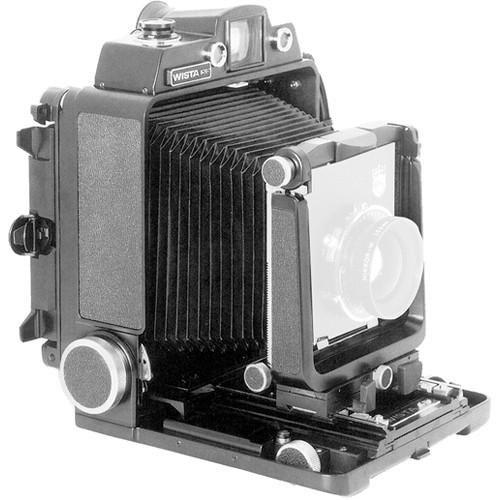 Wista Technical 45RF Rangefinder 4x5 Metal Field Camera 214501