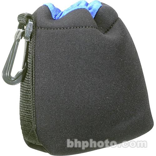 Zing Designs SPB1 Small Drawstring Pouch (Black/Blue) 560-102