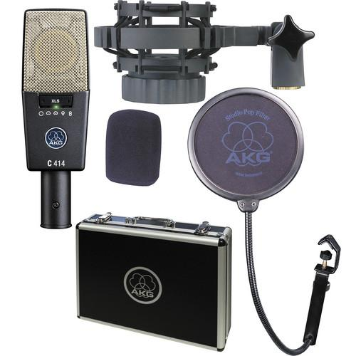 AKG C414 XLS Reference Multi-Pattern Condenser 3059Z00050