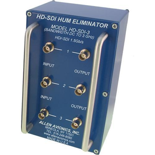 Allen Avionics HD-SDI-3 Video Hum Eliminator HD-SDI-3