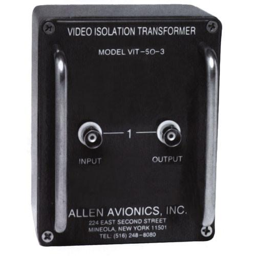 Allen Avionics VIT-50 Isolation Transformer VIT-50