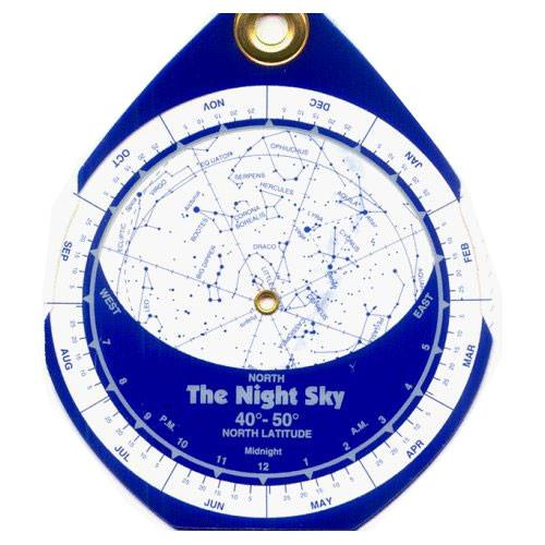 Amherst Media Book: The Night Sky 40-50 Degrees (Large) 1516