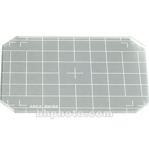 Arca-Swiss 6x9 Groundglass Focusing Screen with Grid 170011