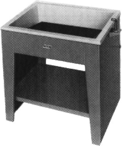 Arkay Dual Purpose Fiberglass Sink - 42x31