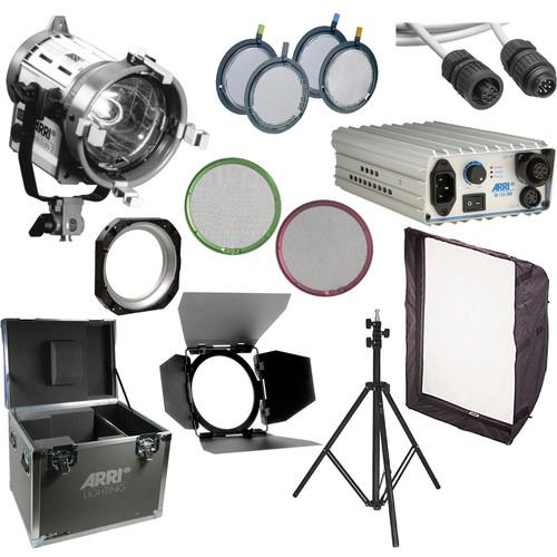 Arri Arrisun 2 HMI PAR Light AC Ballast Kit (90-250VAC) 502950