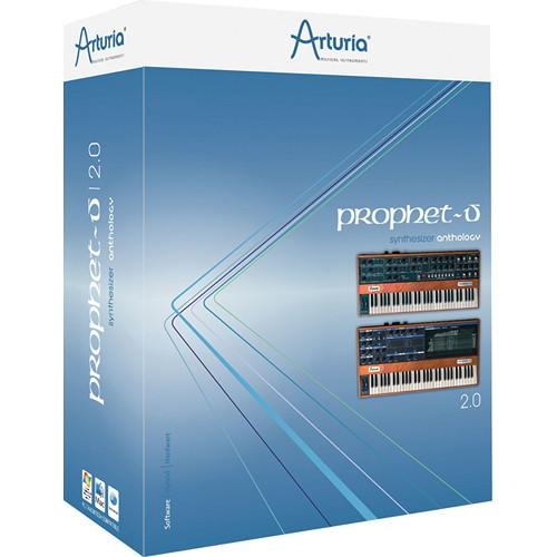 Arturia Prophet V 2.5 - Virtual Synthesizer 210305